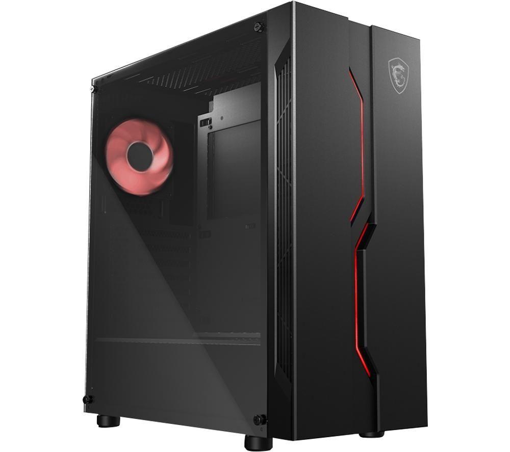 MSI MAG Vampiric 010M ATX Mid-Tower PC Case