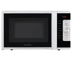 DAEWOO KOC-9C0T Microwave with Grill - White Best Price, Cheapest Prices