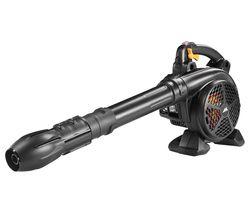 GBV 322VX Cordless Garden Vacuum & Leaf Blower - Black