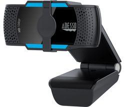 Image of ADESSO CyberTrack H5 Full HD Webcam