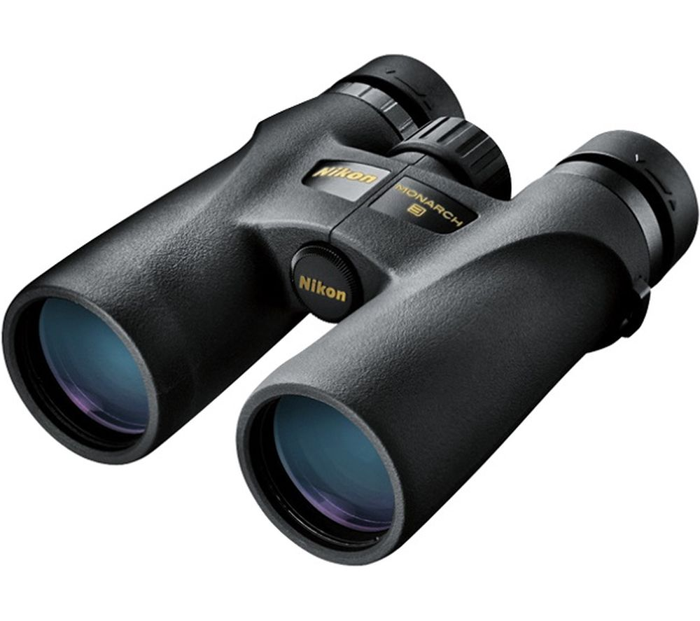 NIKON Monarch 3 8 x 42 mm Binoculars - Black