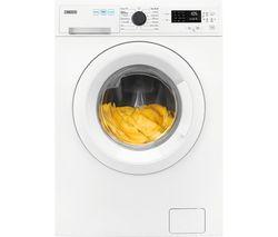 AutoAdjust ZWD76SB4PW 7 kg Washer Dryer - White