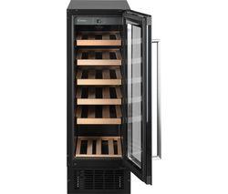 CCVB 30 UK/1 Wine Cooler - Black