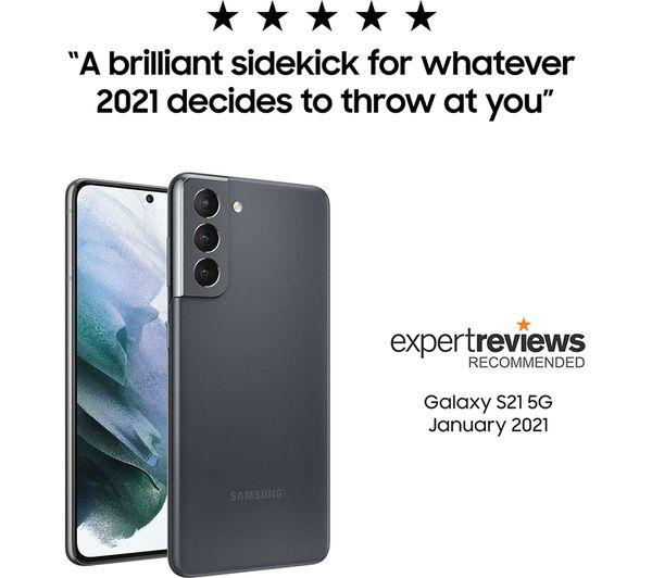 Samsung Galaxy S21 - 128 GB, Phantom Grey 3