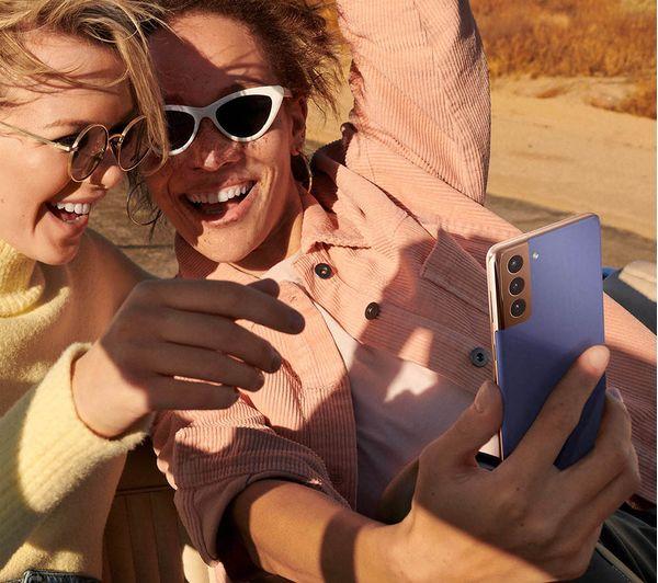 Samsung Galaxy S21 - 128 GB, Phantom Grey 6