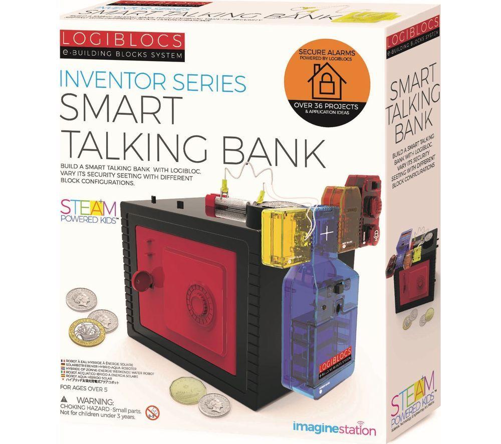 LOGIBLOCS Smart Talking Bank Kit