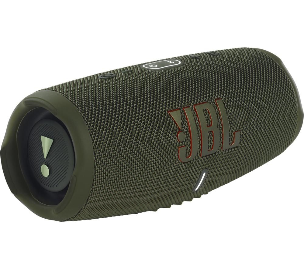 JBL Charge 5 Portable Bluetooth Speaker - Green
