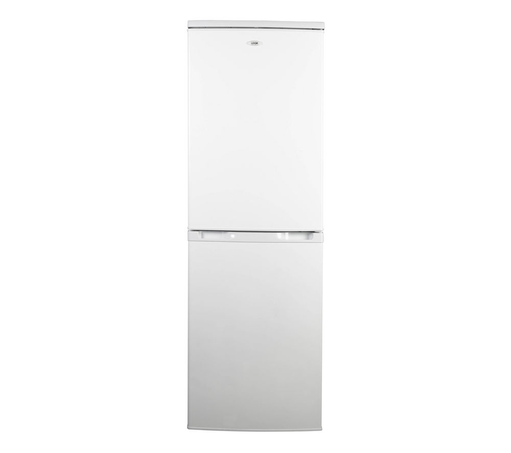 LOGIK LFC50W12 50/50 Fridge Freezer - White