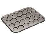 MASTER CLASS Non-stick 24-hole Whoopie Pan - Black