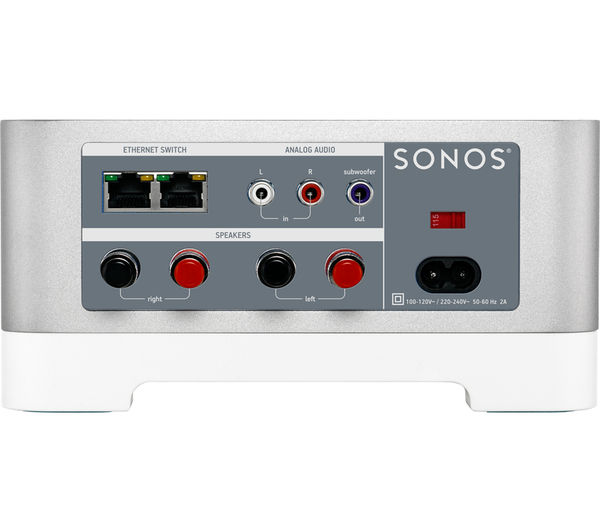 Buy Sonos Connect Amp Wireless Multi Room Stereo Adaptor