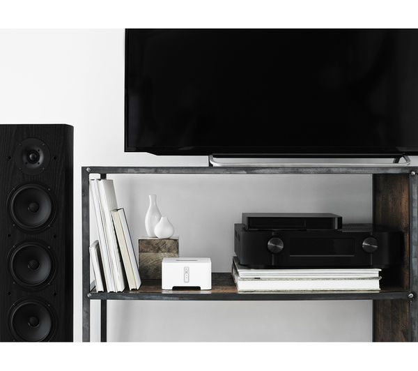 how to set up sonos connect amp