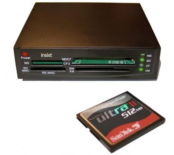 Compare retail prices of Dynamode Insixt Internal Media Card Reader to get the best deal online