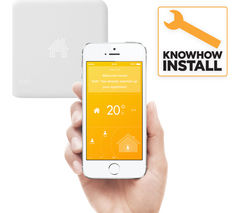 TADO Smart Thermostat and Installation
