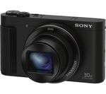 SONY Cyber-shot DSC-HX90B Superzoom Compact Camera - Black