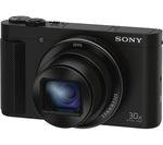 SONY Cyber-shot DSC-HX90B Superzoom Compact Camera - Black