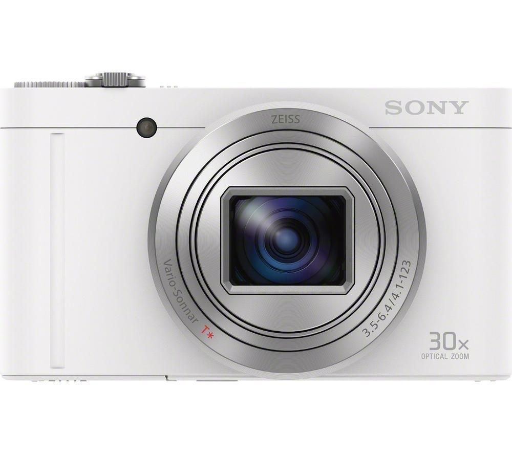 Click to view product details and reviews for Sony Cyber Shot Cyber Shot Dsc Wx500w Superzoom Compact Camera White White.