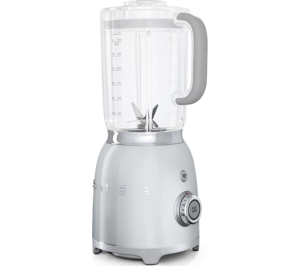 Compare prices with Phone Retailers Comaprison to buy a Smeg BLF01SVUK Blender
