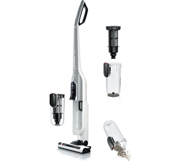 BOSCH Athlet BCH6ATH1GB Cordless Vacuum Cleaner Silver & Black