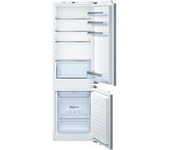 Serie 4 KIN86VF30G Integrated 60/40 Fridge Freezer