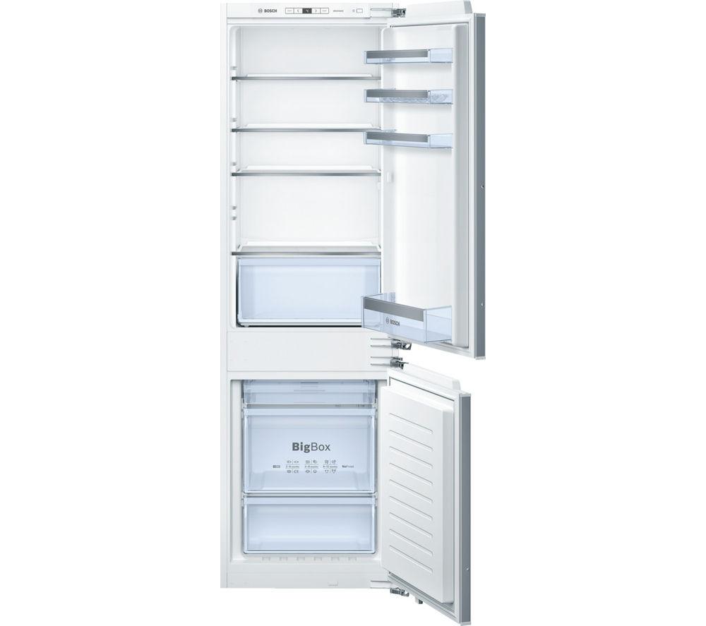 BOSCH KIN86VF30G Integrated 60/40 Fridge Freezer