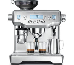 SAGE Oracle Bean to Cup Coffee Machine - Silver Best Price, Cheapest Prices
