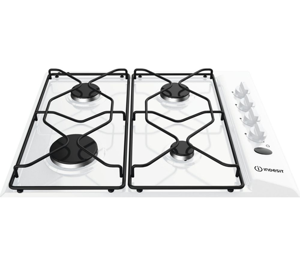 INDESIT PAA 642 /I Gas Hob - White
