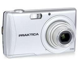 Luxmedia Z250-S Compact Camera - Silver