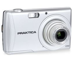 PRAKTICA Luxmedia Z250-S Compact Camera - Silver