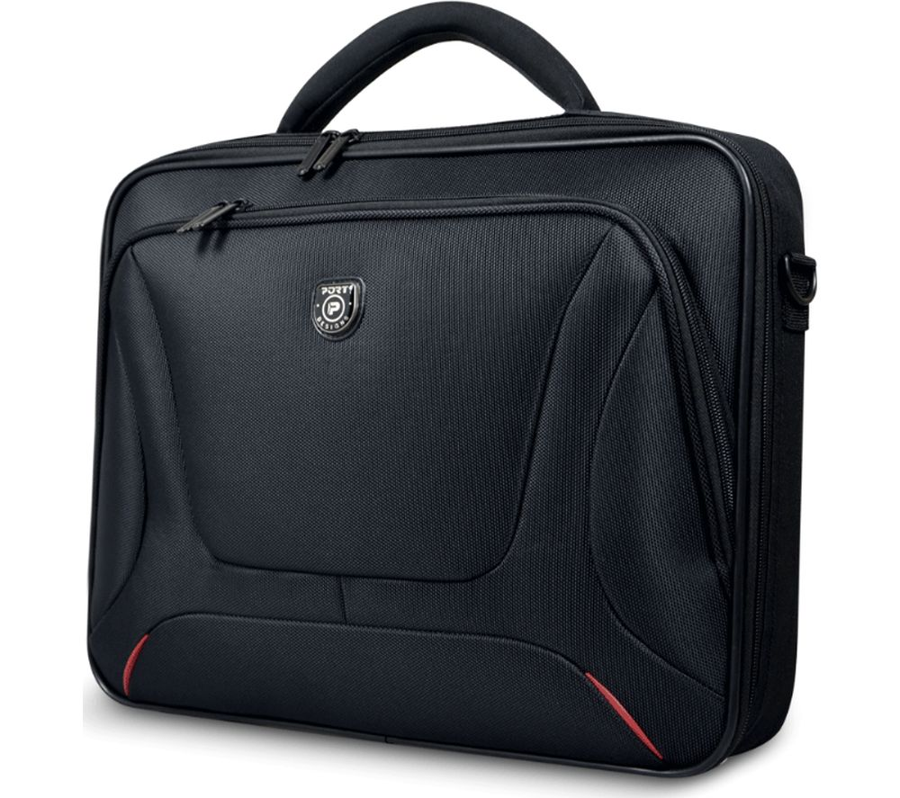 "PORT DESIGNS Courchevel 15.6"" Laptop Clamshell Case - Black"