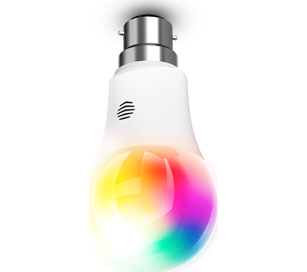 HIVE Active Light Colour Changing Bulb - B22 + Active Light Cool to Warm White Bulb - E27
