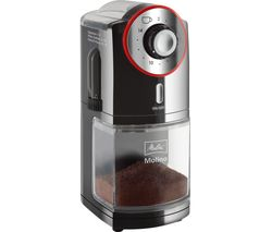 MELITTA Molino Electric Coffee Grinder - Black