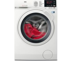 AEG L7WEG851R 8 kg Washer Dryer - White