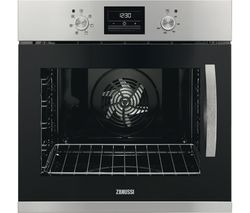 ZANUSSI ZOA35675XK Electric Oven - Stainless Steel