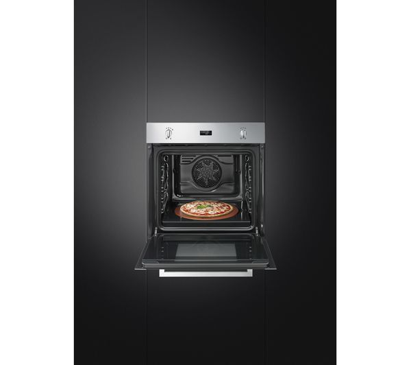 Buy Smeg Sf485x Electric Oven Stainless Steel Free Delivery Currys