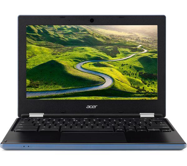 "Image of ACER CB3-131 11.6"" Chromebook - Blue"