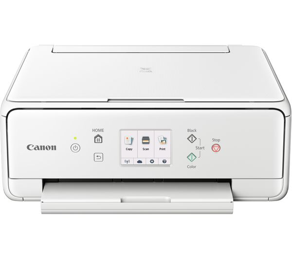 how to get pixma canon printer to turn online