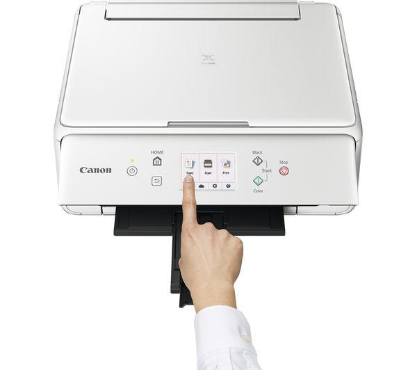 Buy Canon Pixma Ts6151 All In One Wireless Inkjet Printer