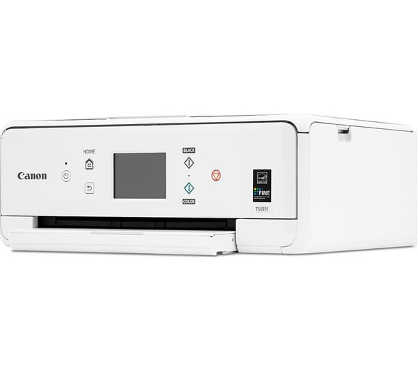 CANON PIXMA TS6151 All In One Wireless Inkjet Printer