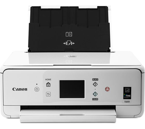 buy canon pixma ts6151 all in one wireless inkjet printer pgi 580xl cli 581 cyan magenta. Black Bedroom Furniture Sets. Home Design Ideas