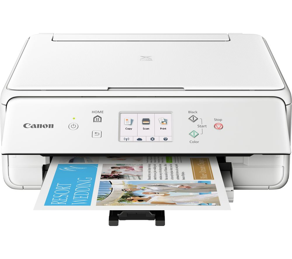 canon pixma ts6151 all in one wireless inkjet printer pgi 580xl cli 581 cyan magenta. Black Bedroom Furniture Sets. Home Design Ideas