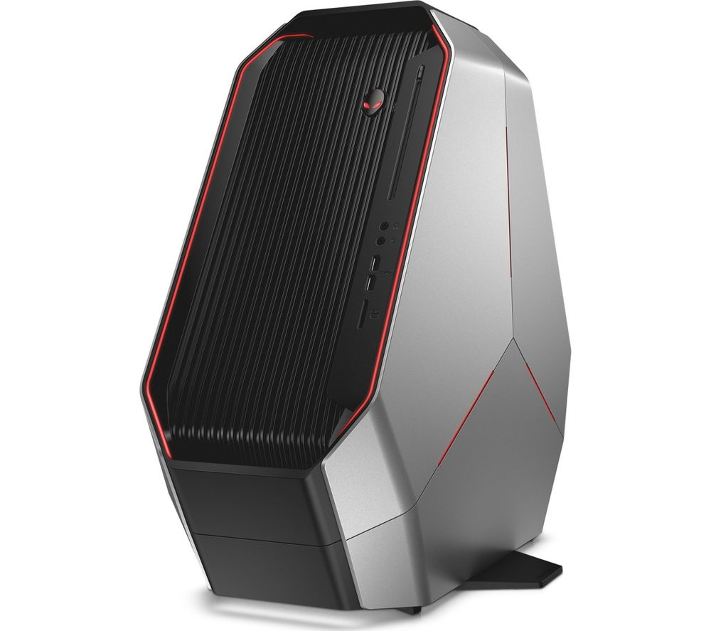 ALIENWARE Area-51 R3 Gaming PC - Silver Deals | PC World