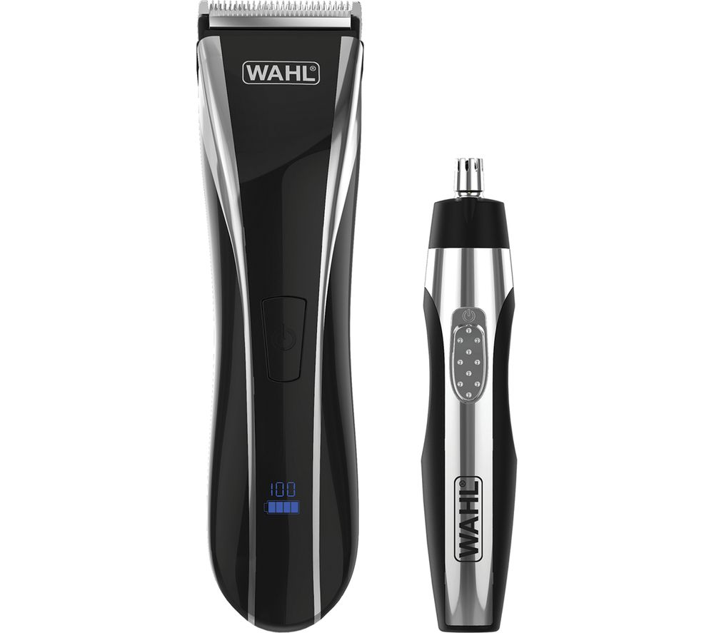 WAHL Lithium Ultimate WM8911-800 Nose & Hair Clipper