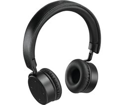 GOJI Collection GTCONBK18 Wireless Bluetooth Headphones - Black