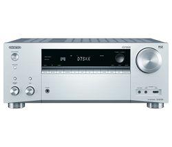 ONKYO TX-RZ720 7.2 Network AV Receiver - Silver