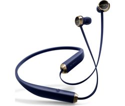 SOL REPUBLIC Shadow Wireless Bluetooth Headphones - Navy