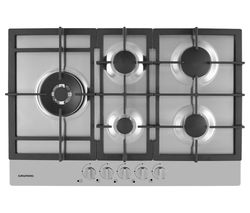 GIGA7235251X Gas Hob - Stainless Steel
