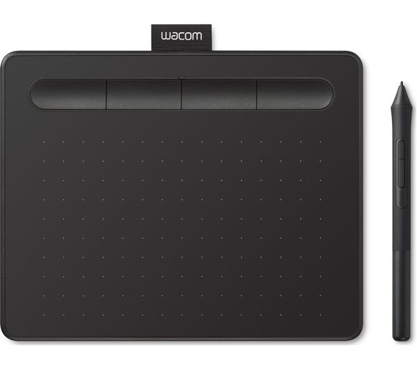 Image of WACOM Intuos CTL-4100WLK-N Small Graphics Tablet
