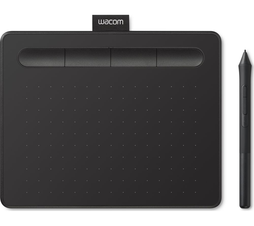WACOM Intuos CTL-4100WLK-N Small Graphics Tablet