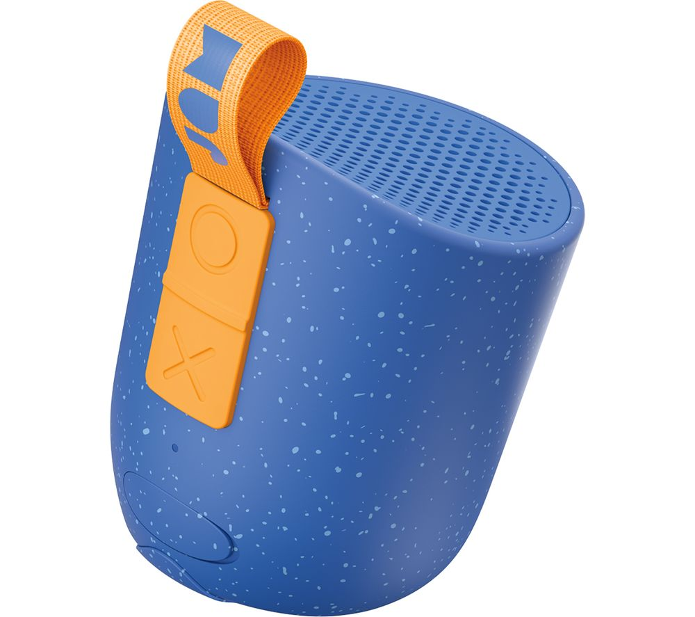 Image of Chill Out HX-P202BL Portable Bluetooth Speaker - Blue, Blue