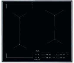AEG IKE64441FB Electric Induction Hob - Black